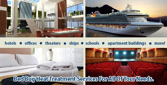 Need Professional Commercial Apartment Bed Bug Control